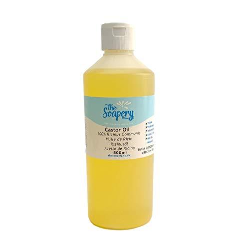 Aceite de ricino – 500 ml – puro y prensado en frío