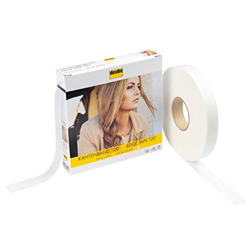 Vlieseline Kantenband GP 2cm x 100m, 70% PA, 30% PES, Weiß, 2 cm