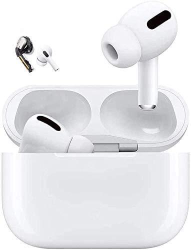 Bluetooth Kopfhörer,In-Ear Kabellose Kopfhörer,Bluetooth Headset,Sport-3D-Stereo-Kopfhörer,mit 24H Ladekästchen und Integriertem Mikrofon Auto-Pairing für Samsung/Huawei/iPhone/Airpod