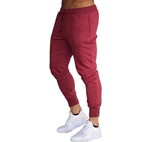 Hombres Hombres Pantalones Fitness Casual Pantalones Elásticos Ropa Casual Camuflaje Pantalones Deportivos