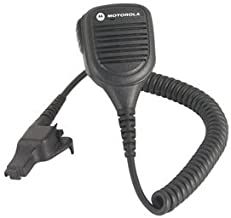 Motorola - PMMN4045B - Noise Cancelling Remote Speaker Mic for XTS 5000, 2500