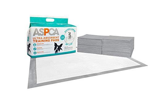 ASPCA Dog Training Pads for Dogs and Puppies (50 Pack), X-Large Fresh Scent
