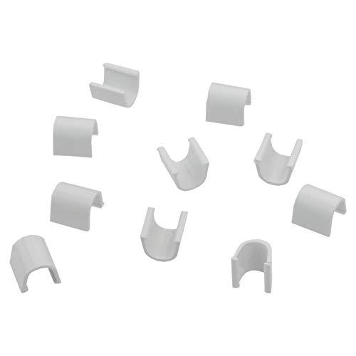 CableFix Inofix Anschlüsse, 2202 Kanäle, weiß, 3221-2-