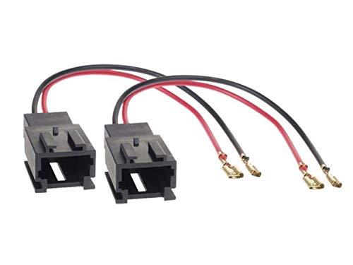 mächtig Adapter für Lautsprecher hinten ACV1046-01l Citroen Vordertür