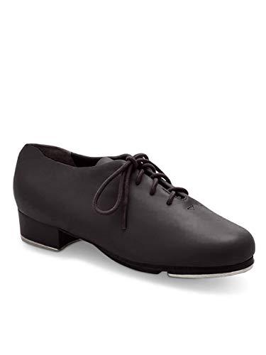 Capezio 443 Black Tic Tap Toe Tap Shoes LH 2.5 L