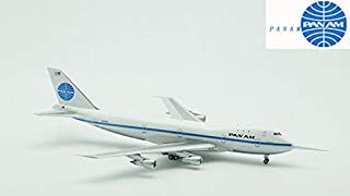 Inflight PAN AM Clipper Storm King Boeing 747 N732PA 1/200 diecast Plane Model Aircraft