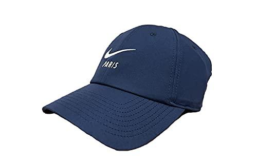 Nike Paris Saint Germain Heritage86 - Gorra, color azul marino y blanco