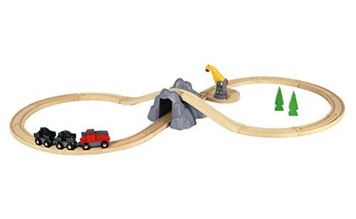 BRIO 33163 Bahn-Set Cargo Tunnel