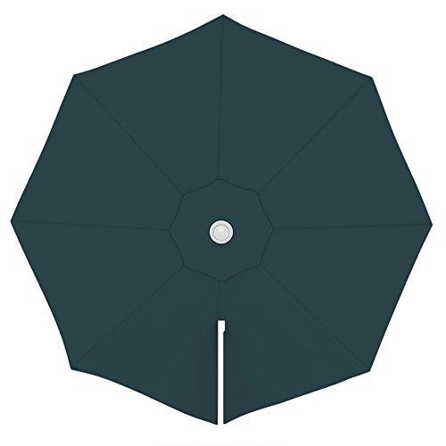 paramondo Sonnenschirm Bespannung Ink. Air Vent für parapenda Ampelschirm (3,5m / rund), grün