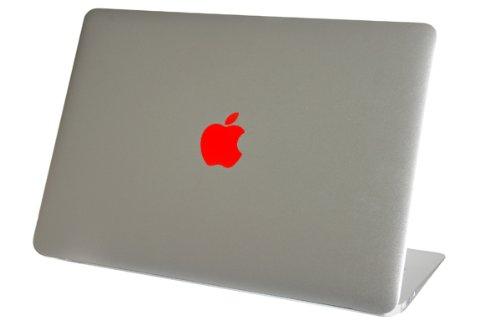 Red Logo Color Changer for MacBook 13' Vinyl Sticker Decal Mac Laptop