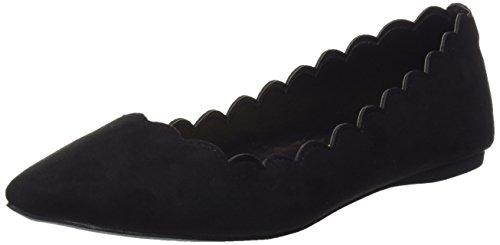Dorothy Perkins Women's Ballet Flats, Black Black, 7
