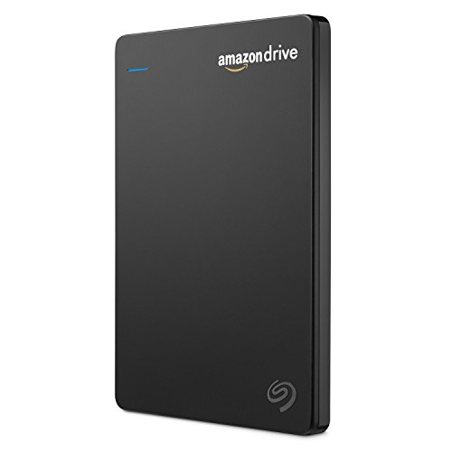 Seagate STFX1000400 Duet 1 TB draagbare externe harde schijf met Amazon Cloud Synchronistion (incl. 1 jaar), 1 TB cloud opslag