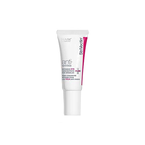 StriVectin Intensive Eye Concentrate for Wrinkles PLUS, White, 0.25 Fl oz