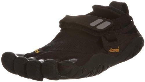 FiveFingers Treksport, Chaussures Course à Pied Femme - Noir-V.6, 38 EU (5 UK)