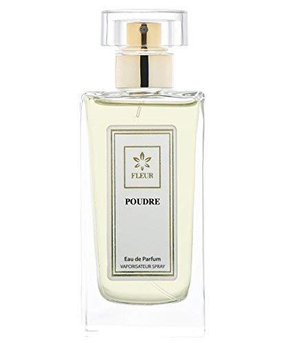 Poudre Eau de Parfum für Damen, Parfümzerstäuber Vaporisateur 30 ml