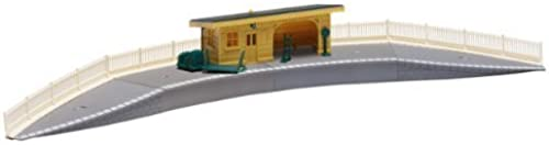 Hornby R8229 00 Gauge Building Ext Pack C Trakmat Packs and Accessory by Hornby