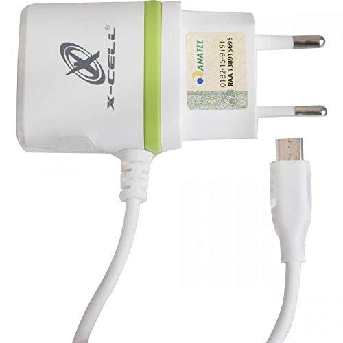 Carregador Ultra Micro USB XC-V8-GLX X-CELL FLEX, Flex, XC-V8-GLX X-CELL, N/DISP