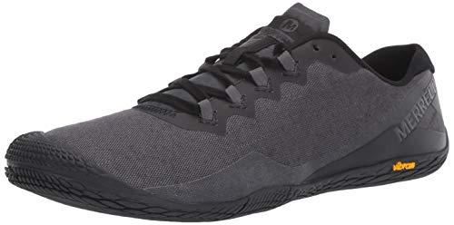 Merrell Vapor Glove 3 Cotton, Zapatillas Hombre, Gris (Granite), 43 EU
