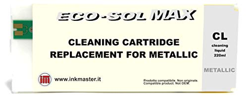 Ink Master - Remanufactured Cartridge Roland ECO-SOL MAX 2 Cleaning Metal for Roland ECOSOLVENT