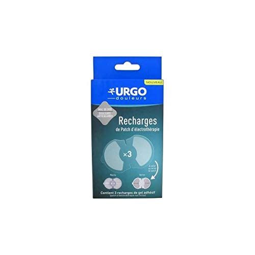 Urgo Urgo Recarga Parche De Electroterapia 3Ud. 1 unidad 200 g