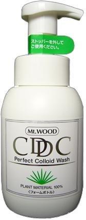 マウント.ウッド CDCペットシャンプー 全犬猫種用 300ml 泡ボトルタイプ