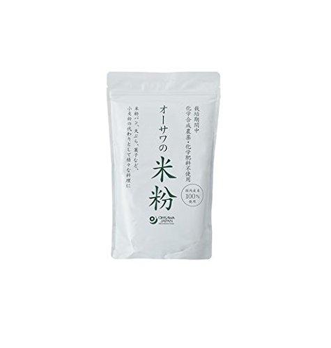 オーサワジャパン『オーサワの国内産米粉』