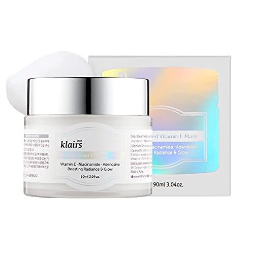 Klairs, Freshly vitamin Mascarilla facial de noche - 1 unidad