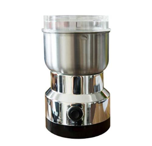New Stainless Steel Grinder, Medicinal Material Grinder, Coffee Bean Grinder