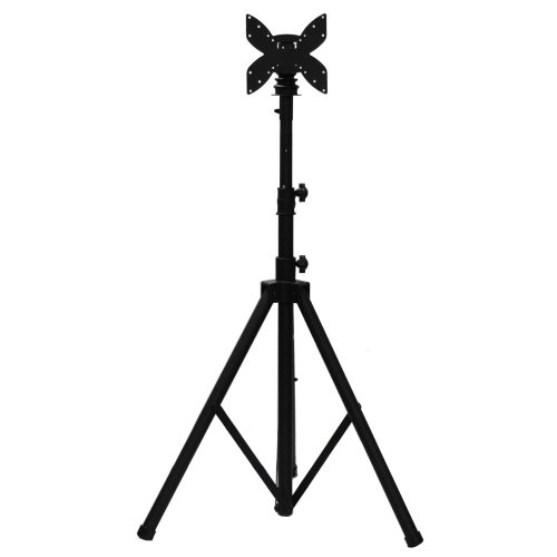 Audio 2000 Ast422y Flat Panel LCD Tv/Monitor Stand with Foldable Tripod Leg