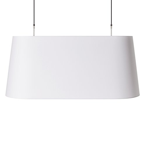 Moooi Oval Light Pendelleuchte, schwarz
