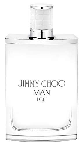 Jimmy Choo Man Ice (ジミー チュー マン) 3.3 oz (100ml) EDT Spray for Men