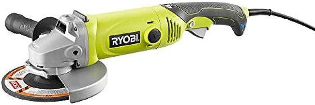 RYOBI 7 in. 10 Amp Angle Grinder