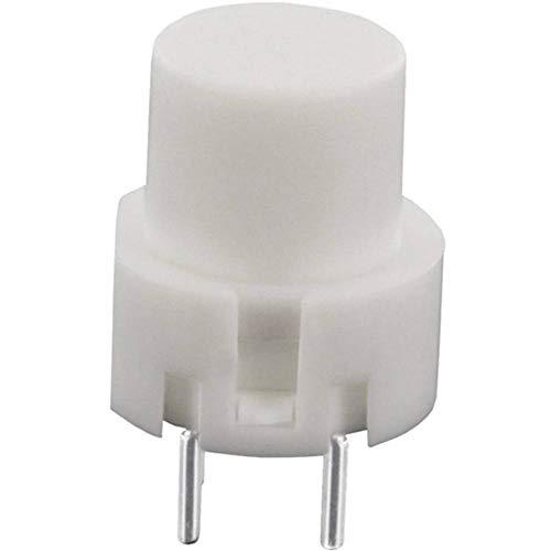 TRU Components TC-D6WS Impulstaster 35 V/DC 0.01 A tastend 1 St.