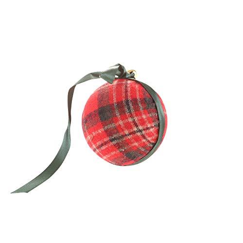 KAEMINGK Pallina per albero di Natale - 1 colore assortito