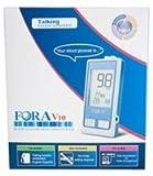 (EA) Fora V10 Premium Talking Blood Glucose Monitor