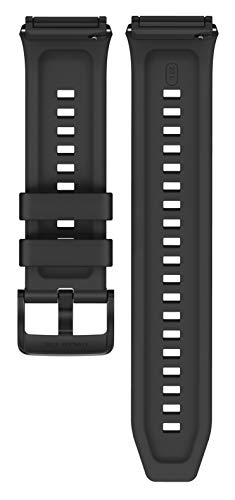 HUAWEI Watch GT 2e Smartwatch (SpO2-Monitoring,Herzfrequenz-Messung,Musik Wiedergabe,GPS,Fitness Tracker,5ATM wasserdicht) graphite black - 7