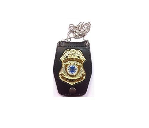 Porta Placca Doppio Uso Collo - Cintura Security Service Vega Holster Art.1WB28