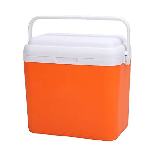 UCYG Kleine koelkasten, vriesdozen, koelbox, draagbaar, koelbox, koelbox, voor camping, auto, tuin, 5 l, 26 l, 33 l, blauw