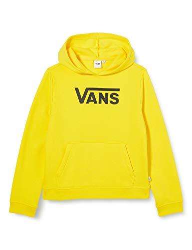 Vans Mädchen Flying V Hoodie Girls Kapuzenpullover, Cyber Yellow, Small