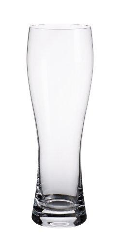 Villeroy & Boch Purismo Verre à bière pils, 400 ml, Cristal, Transparent