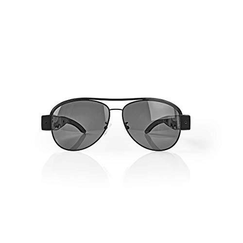 Nedis Óculos com Câmara SPYCGL10BK