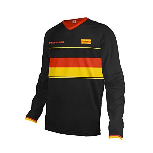 Uglyfrog Element Jersey RACEWEAR Motocross Downhill Jersey Motorrad MTB Trikot Kurz/Langarm Cycling Jersey