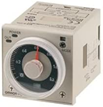 OMRON INDUSTRIAL AUTOMATION H3CR-H8L AC100-120 S ELECTROMECHANICAL MULTIFUNCTION TIMER