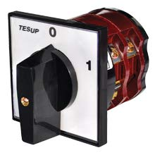 TESUP Turbina Regolatore Interruttore manuale