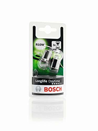 Bosch Lampes Longlife Daytime R10W 12V 10W (Ampoule x2)
