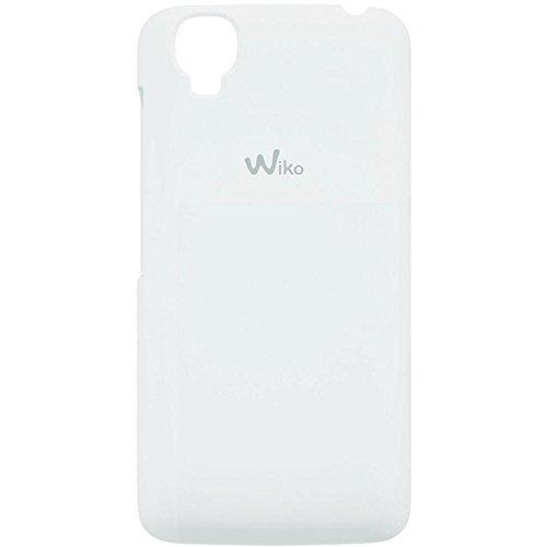 Wiko 103529Schutzhülle für Wiko Fizz, Weiß
