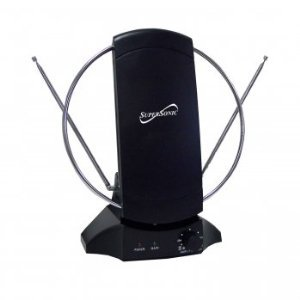 Exclusive Supersonic SC-605 High-Definition Digital Indoor Antenna By SUPERSONIC