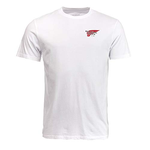 Red Wing Heritage Logo - Camiseta