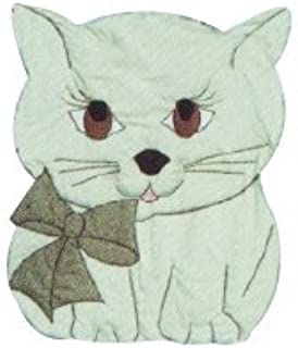 Amazon com: Baby Quilt Patterns, by Kiddie Komfies, Cat