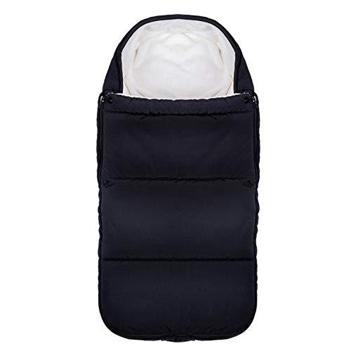 JSJE Bolso para Dormir, recién Nacidos Mochiles sobre Manta, Bebé Outer Toddler Winter Warm Swaddle Wrap, Envoltura Unisex para 0-12 Mes Baby Boys Girls